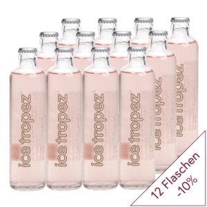 12x Ice Tropez 6.5% Alkohol 275ml Designer Flasche